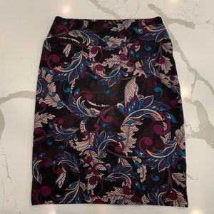 LLR Paisley Cassie Skirt